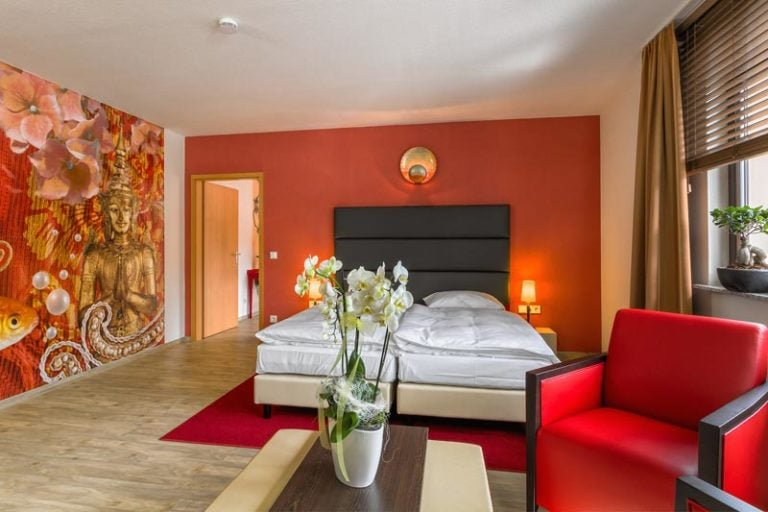 Hotel L'Adresse Fotoshooting